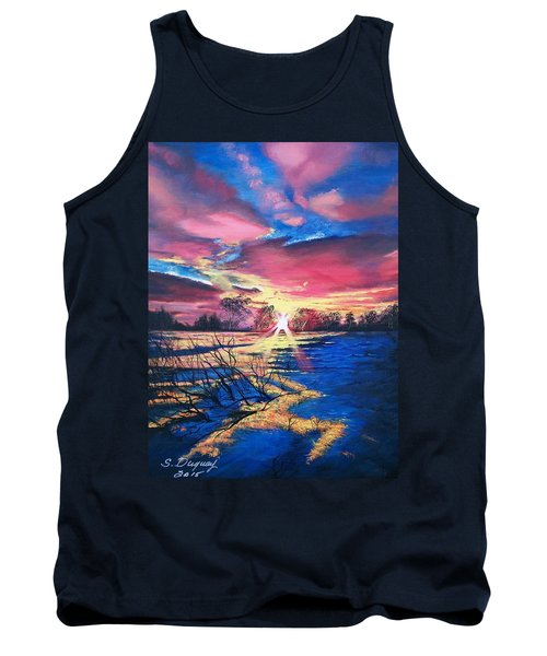In The Still Of Dawn  Tank Top