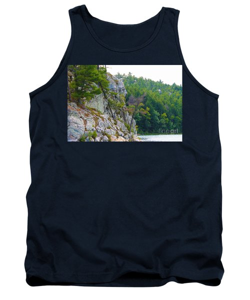 Indian Head In Killarney Tank Top