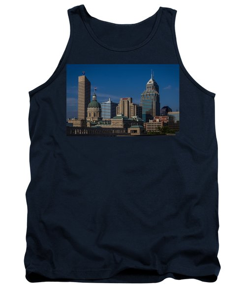 Indianapolis Skyscrapers Tank Top