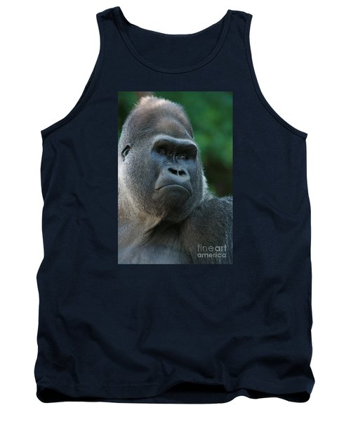 Tank Top featuring the photograph Indifference by Judy Whitton