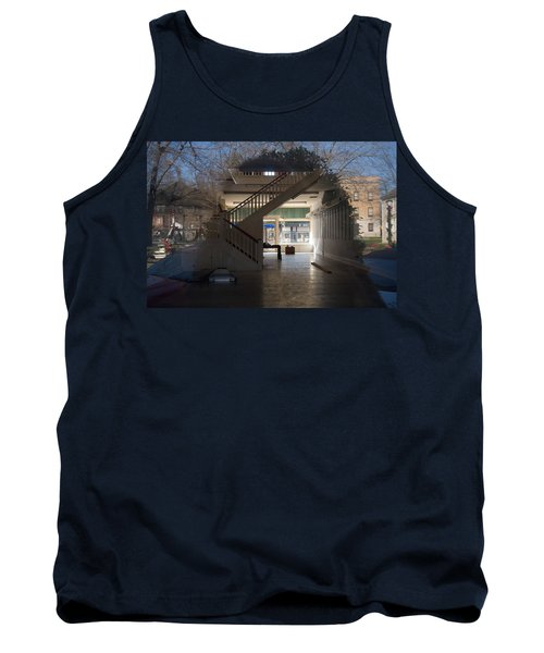 Interior Reflection Tank Top by Melinda Fawver
