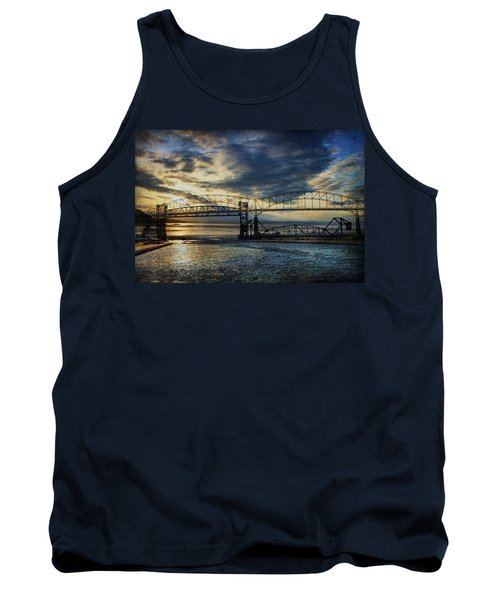 International Blues Tank Top