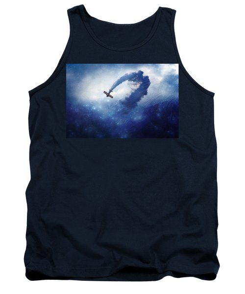 Into The Unknown Tank Top