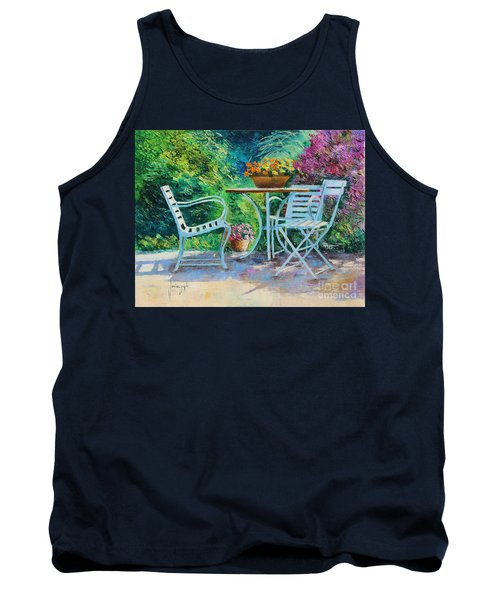 Invitation To The Garden Tank Top