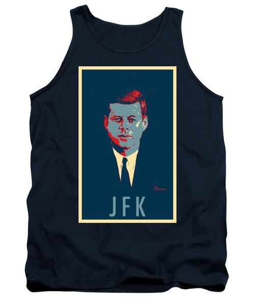J F K In Hope Tank Top