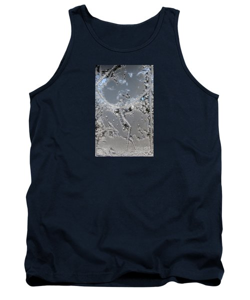 Jack Frost's Victory Dance Tank Top