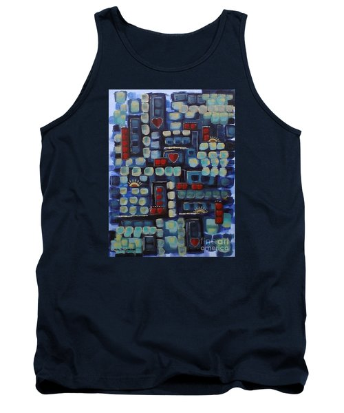 Jazzy Love Tank Top