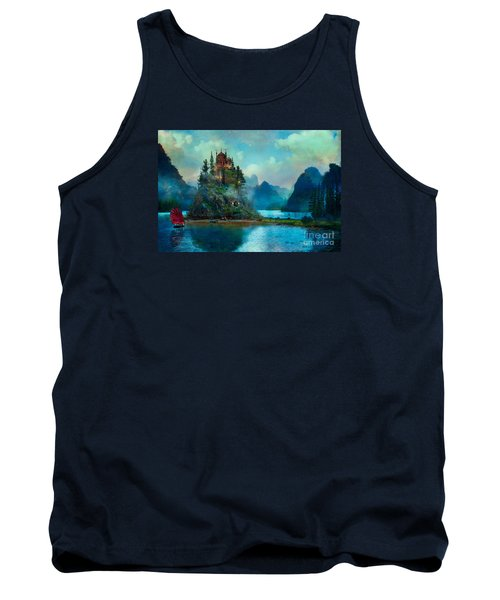 Journeys End Tank Top