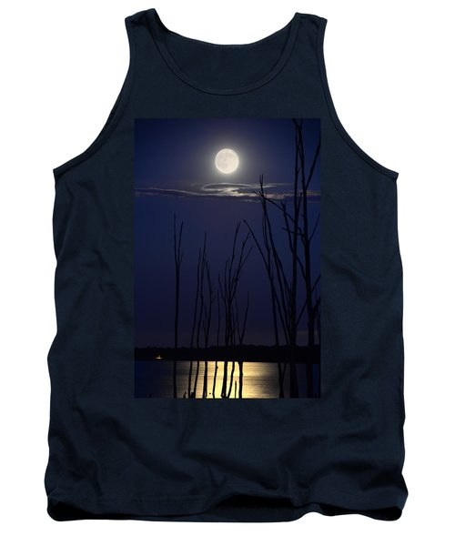 July 2014 Super Moon Tank Top