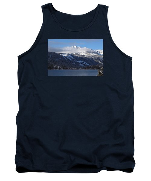 June Lake Winter Tank Top by Duncan Selby