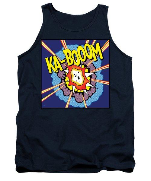 Ka-boom 2 Tank Top