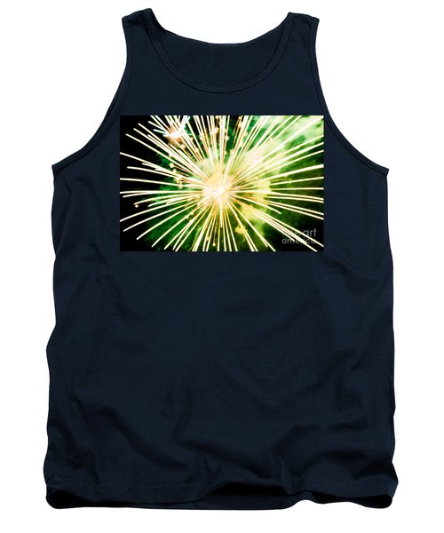 Tank Top featuring the photograph Kaboom by Suzanne Luft