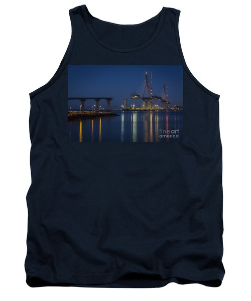 La Pepa Bridge Cadiz Spain Tank Top