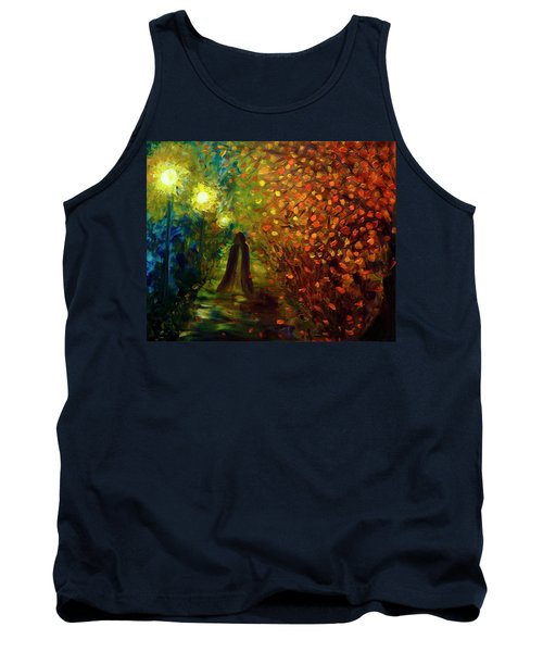 Lady Autumn Tank Top