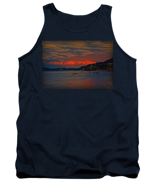 Tank Top featuring the photograph Lago Maggiore by Hanny Heim