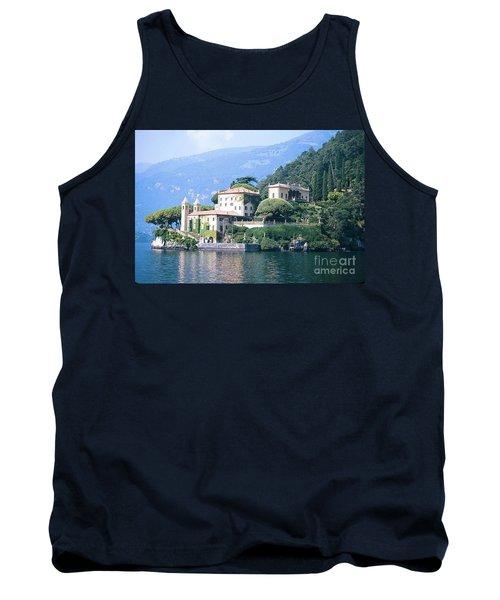 Lake Como Palace Tank Top