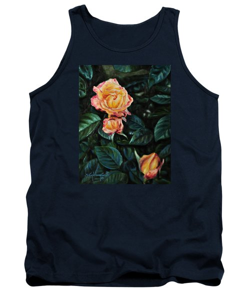 Lake J Rose Tank Top