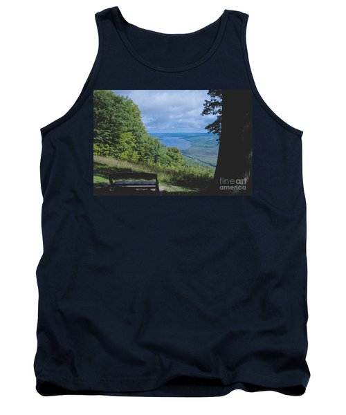 Lake Vista Tank Top