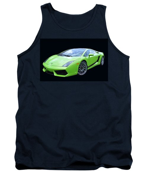 Lambourghini Salamone  Tank Top