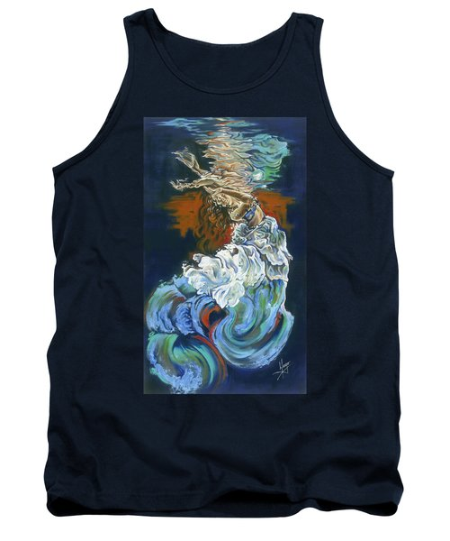 Dive Into Your Soul Tank Top