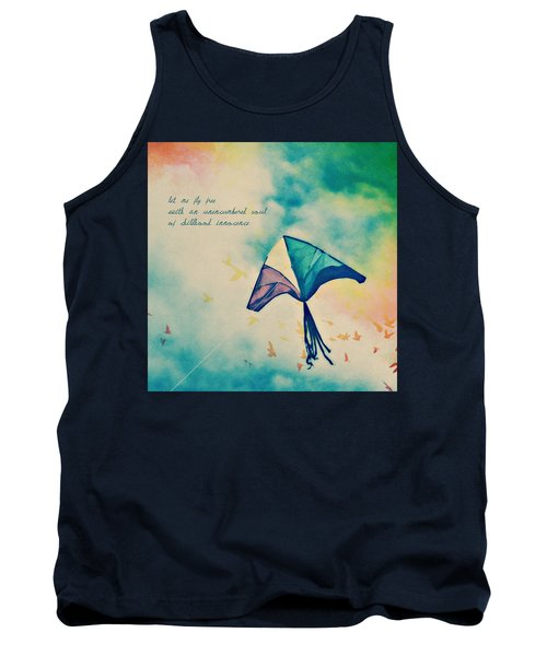 Let Me Fly Free Tank Top
