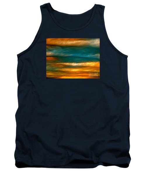 Tank Top featuring the photograph Light Upon Darkness by Joy Hardee