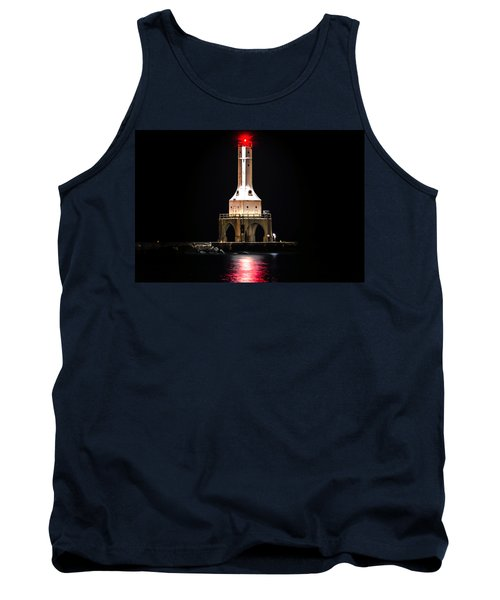 Lighthouse Ghosts Tank Top