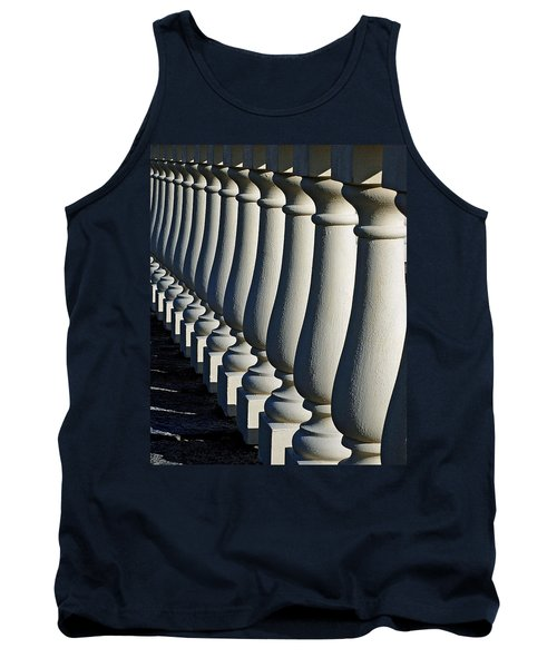 Lineup Tank Top by Lisa Phillips