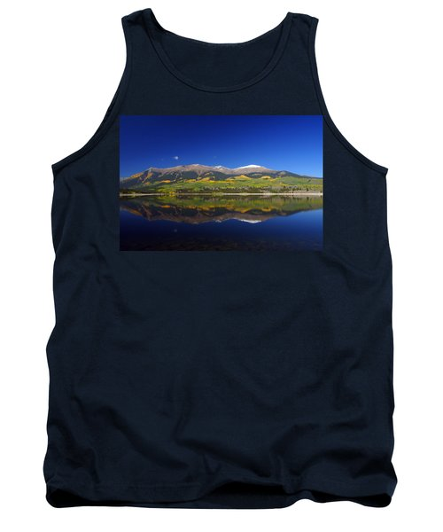 Liquid Mirror Tank Top