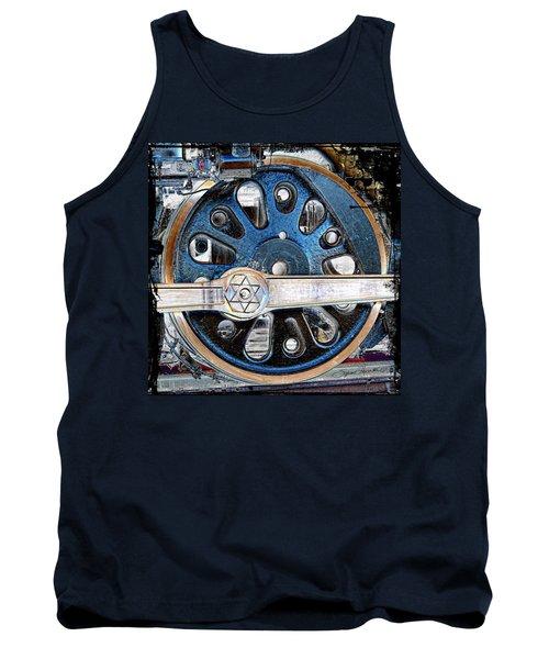 Loco Wheel Tank Top