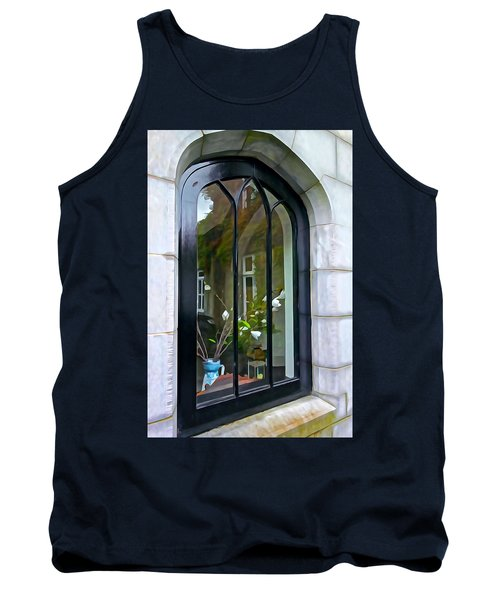 Tank Top featuring the photograph Looking In by Charlie and Norma Brock