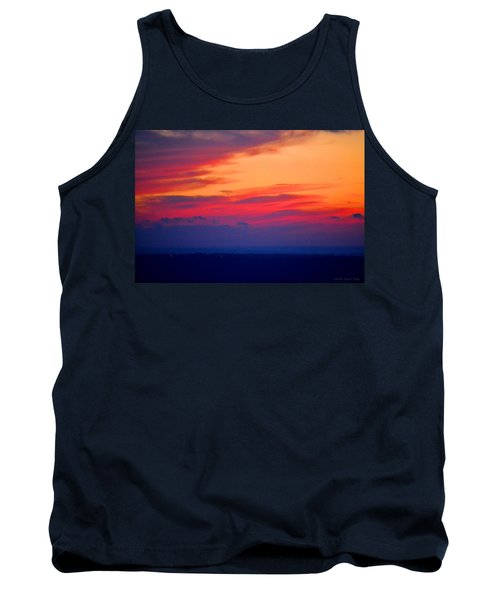 Lookout Mountain Sunset Tank Top