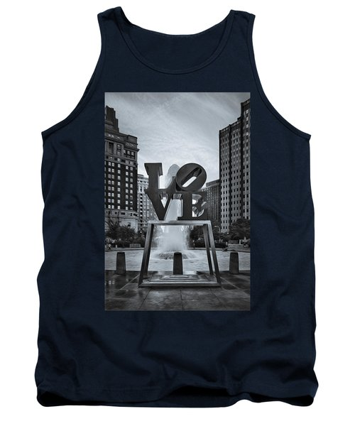 Love Park Bw Tank Top