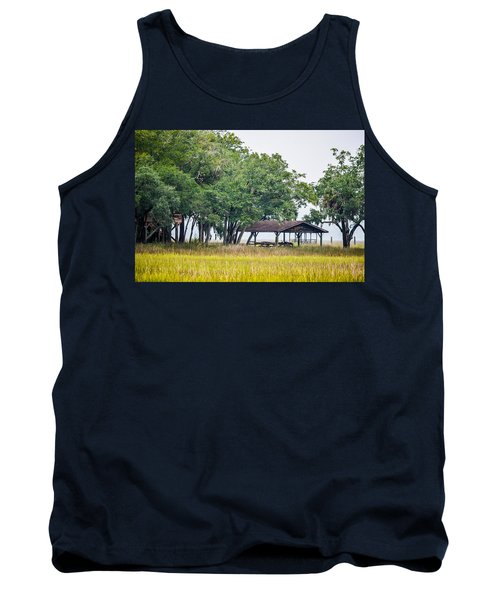 Lowland Picnic Place  Tank Top