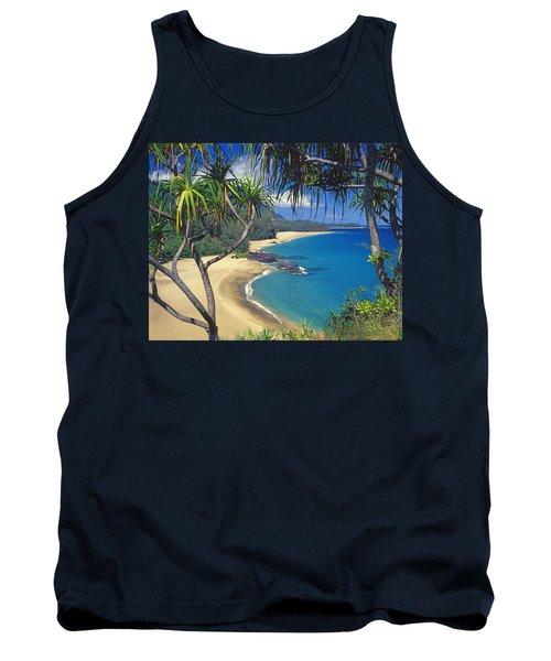 Lumahai Beach Tank Top