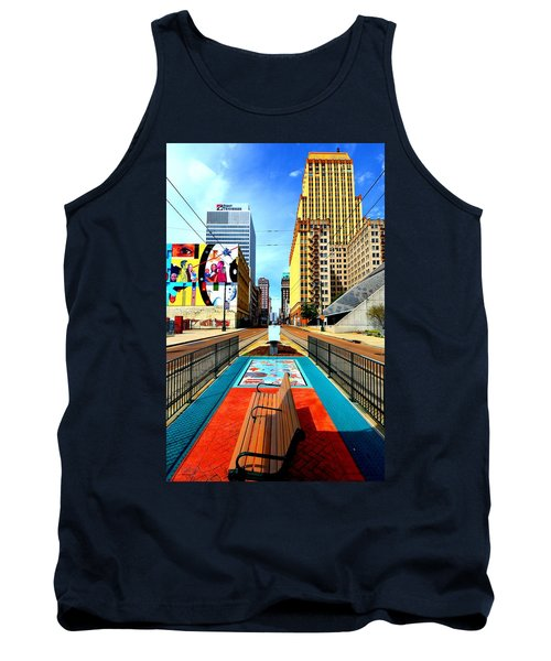 Madison's Memphis Tank Top
