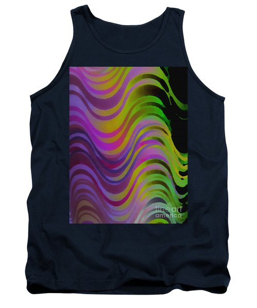Making Waves Tank Top by Martin Howard