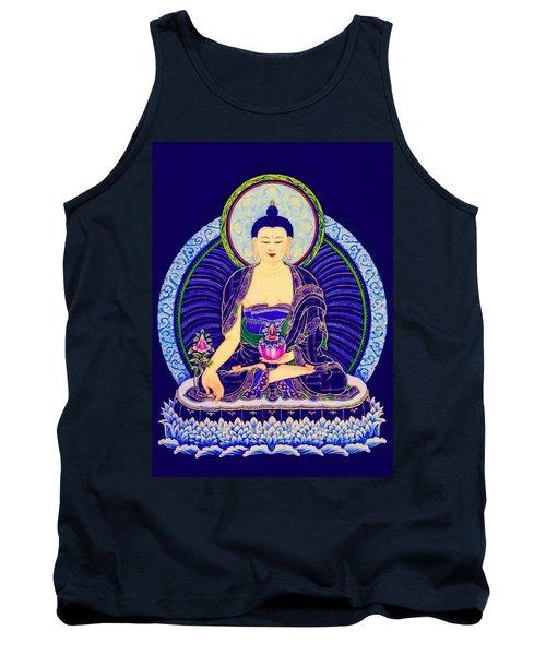 Medicine Buddha 6 Tank Top