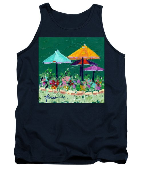 Meet Me At The Cafe Tank Top