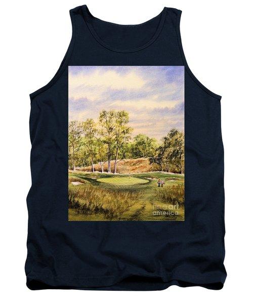 Merion Golf Club Tank Top by Bill Holkham
