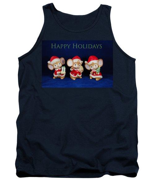 Mice Holiday Tank Top