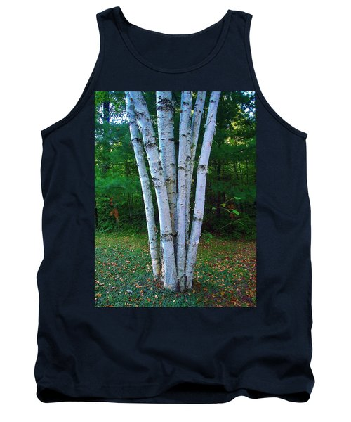 Tank Top featuring the photograph Micro-grove by Daniel Thompson