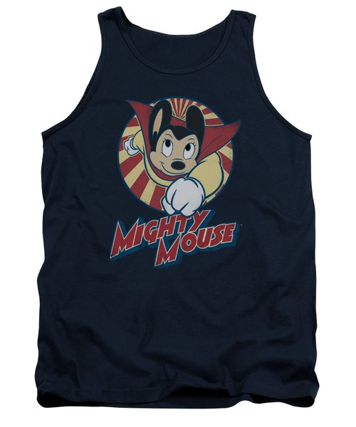 Mighty Mouse - The One The Only Tank Top