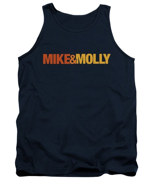 Mike And Molly - Logo Tank Top