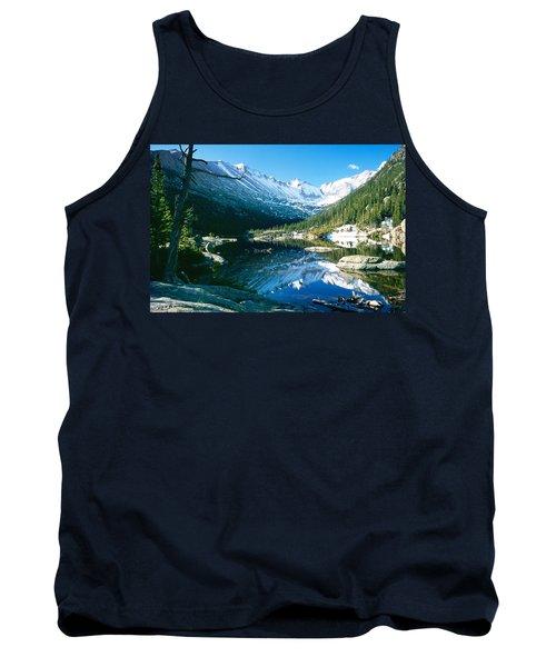 Mills Lake Tank Top by Eric Glaser