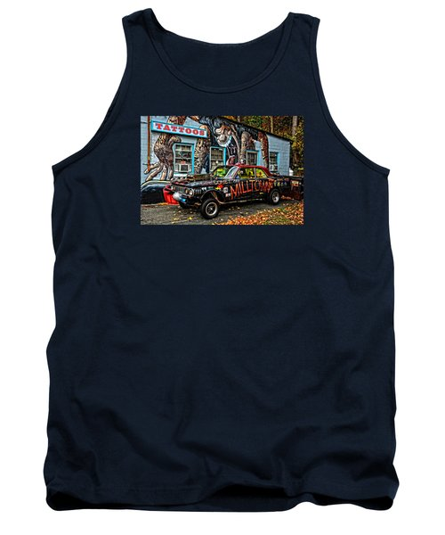 Milltown's Edsel Comet Tank Top by Mike Martin