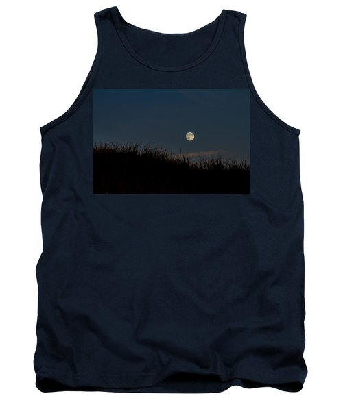 Moon Over The Dunes Tank Top