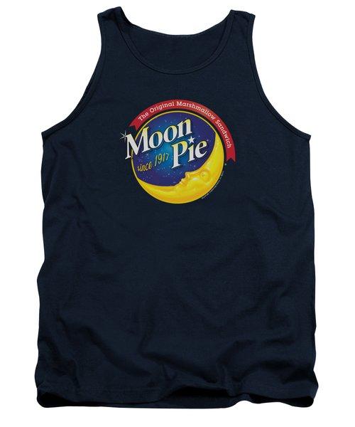 Moon Pie - Current Logo Tank Top