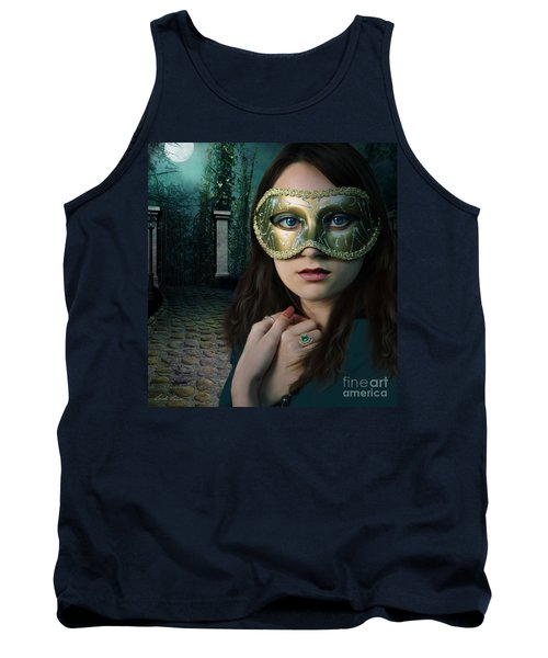 Moonlight Rendezvous Tank Top