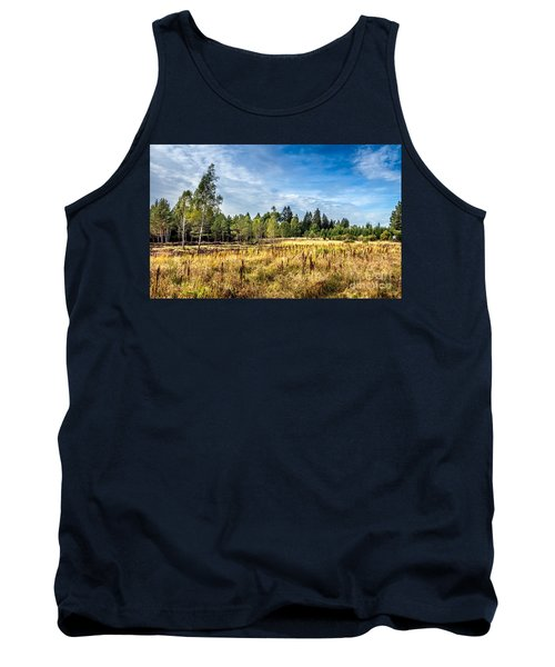 Wetlands In The Black Forest Tank Top